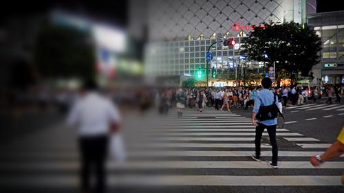 Shibuya by Angelique Tinga
